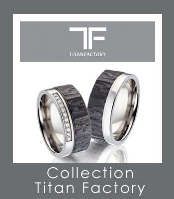 Titan Trauringe, Carbon Trauringe, Stahl Trauringe