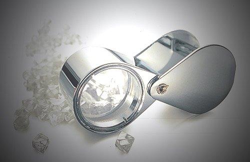 Wir prüfen alle Diamanten. Zu jedem Diamantring erhalten sie ein Zertifikat.